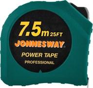 Рулетка Jonnesway 7,5м MT0303