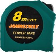 Рулетка Jonnesway 8м MT0304