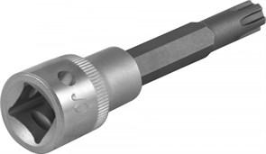 """Торцевая насадка Jonnesway 1/2""""DR с вставкой RIBE М10Sх100 мм, для болтов ГБЦ двигателей VAG S63H4310"""
