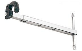 Телескопический крановый ключ Super-Ego с захватом для гаек SW 10-32мм 117010000