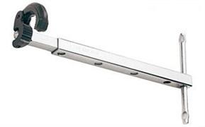 Телескопический крановый ключ Super-Ego с захватом для гаек SW 20-48мм 117480000