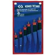 Набор выколоток с протектором King Tony 6 предметов 1006GPN