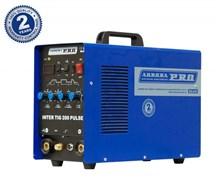 Сварочный аппарат аргонодуговой сварки Aurora PRO Inter TIG 200 AC/DC PULSE Mosfet + аттестат НАКС