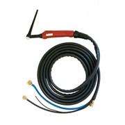 Горелка Aurora TIG SUPER TS 20 320A (100%) M12x1, газ 1/4G, вода 3/8G, 4m с упр. разъемами 2-3-5 рin