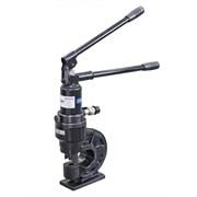 Автономный гидравлический пресс для пробивки отверстий в шинах (шинодыр) КВТ ШД-95А