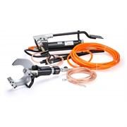 Комплект для резки кабеля под напряжением КВТ НГПИ-85