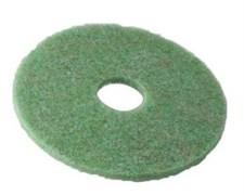 Войлочный круг ROMUS 406мм, зеленый 194473