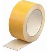 Двухсторонняя тканевая лента ROMUS 50мх25мм