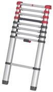 Алюминиевая телескопическая лестница Hailo FlexLine 260 9 ступеней 7113-091