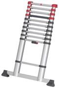 Алюминиевая телескопическая лестница Hailo FlexLine 260 11 ступеней 7113-111