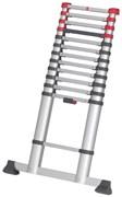 Алюминиевая телескопическая лестница Hailo FlexLine 260 13 ступеней 7113-131