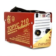 Сварочный инвертор ТОРУС 210 КОМФОРТ+провода