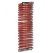 Полиамидный спиральный шланг GAV SRB 6х8мм 10м байонет 6684