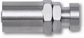 Переходник для шланга GAV 46A/2 385/1 (6x14 мм; байонет) 12032