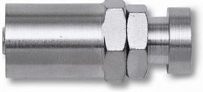 Переходник для шланга GAV 46A/5 385/2 (8x17 мм; байонет) 13780