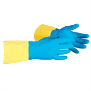 Химостойкие комбинированные перчатки Комета Ампаро 6870 (457415)