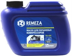 Масло для компрессоров REMEZA VDL 100 (1л)