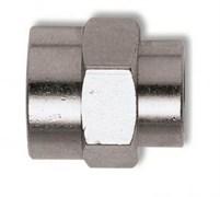Цилиндрическая муфта GAV 1226/3 F1/8xF3/8 блистер 7021550