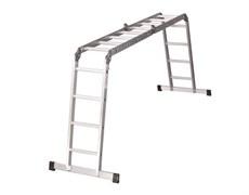 Алюминиевая лестница трансформер Dogrular Ufuk Pro 2x4+2x5 511445
