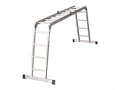 Алюминиевая лестница трансформер Dogrular Ufuk Pro 2x5+2x4 511454