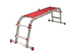 Алюминиевая лестница-трансформер Centaure Plato Plus 4х3 450707