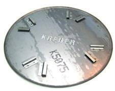 Затирочный диск Kreber для затирочных машин K750, 760мм