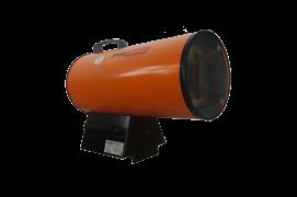 Газовая тепловая пушка Профтепло КГ-30 оранжевая