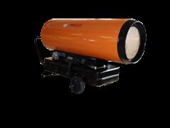 Дизельная тепловая пушка Профтепло ДН-105П оранжевая с дисплеем