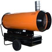 Дизельная тепловая пушка Профтепло ДН-80Н оранжевая с дисплеем