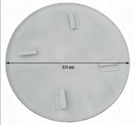 Затирочный диск Kreber для затирочных машин K600 E/В, 600мм