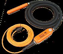 Электрический высокочастотный глубинный вибратор Belle Vibratech 52 230V