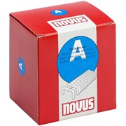 Тонкие cупертвердые скобы для степлера Novus тип 53 А 53/10S 5000 шт