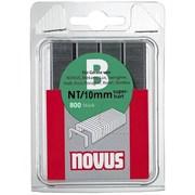 Тонкие cупертвердые скобы для степлера Novus тип NT В NT/10S 800 шт