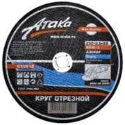 Отрезной круг по металлу АТАКА OPTILINE 180x2.5x22 3794220