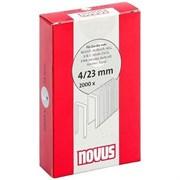 Узкие скобы для степлера Novus тип 4 C 4/23 2000 шт