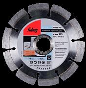 Алмазный диск Fubag Beton Pro 125x22,2мм