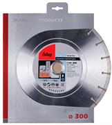 Алмазный диск Fubag Beton Pro 300x30-25,4мм
