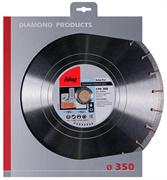 Алмазный диск Fubag Beton Pro 350x30-25,4мм