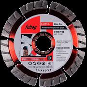 Алмазный диск Fubag Stein Pro 115x22,2мм