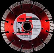 Алмазный диск Fubag Stein Pro 150x22,2мм
