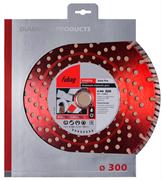 Алмазный диск Fubag Stein Pro 300x30-25,4мм