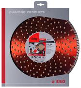 Алмазный диск Fubag Stein Pro 350x30-25,4мм
