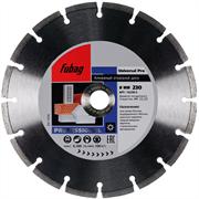 Алмазный диск Fubag Universal Pro 230x22,2мм