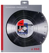 Алмазный диск Fubag Universal Pro 350x30-25,4мм