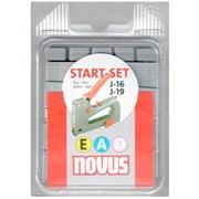 Набор скоб для степлеров Novus J-16, J-19