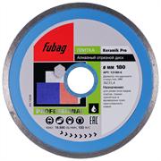 Алмазный диск Fubag Keramik Pro 180x30-25,4мм