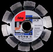 Алмазный диск Fubag Universal Extra 125x22,2мм