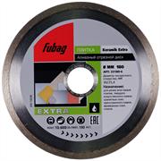 Алмазный диск Fubag Keramik Extra 180x30-25,4мм