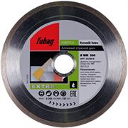 Алмазный диск Fubag Keramik Extra 200x30-25,4мм