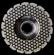 Алмазный диск Fubag Silver Double Action 115x22,2мм